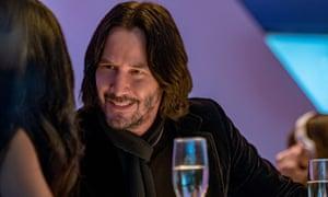 Keanu Reeves as Keanu Reeves in Netflix's Always Be My Maybe
