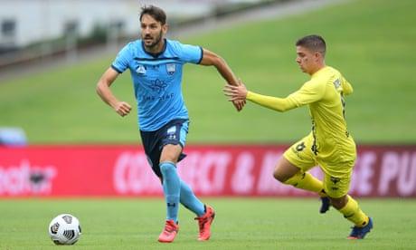 A-League: Wellington Phoenix v Sydney FC - live!