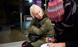 Hazel Allen, 64, in Burnley