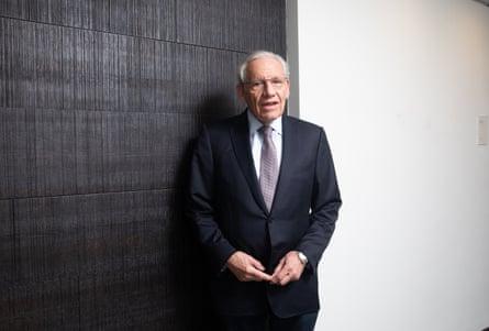 Bob Woodward in New York, NY, September, 2019