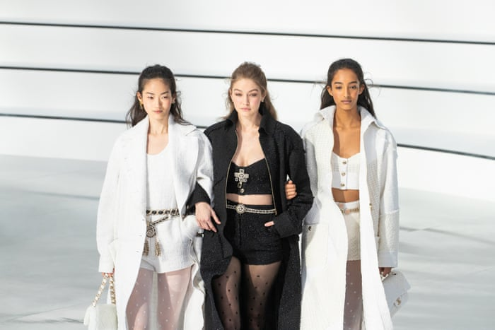 Paris Fashion Week Autumn Winter 2020 20 Key Shows In Pictures Fashion The Guardian