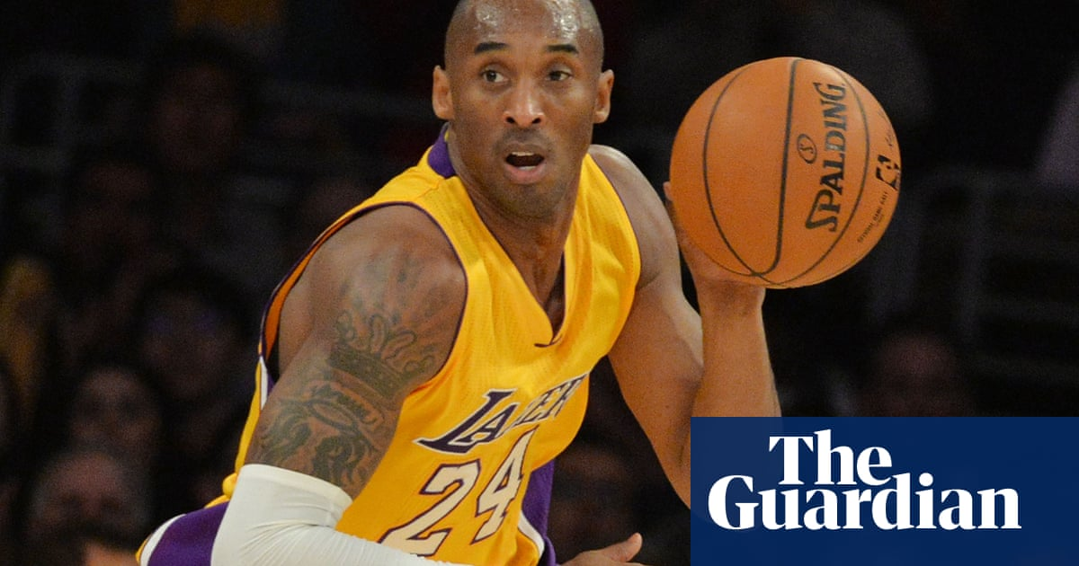 Kobe Bryant Obituary Kobe Bryant The Guardian