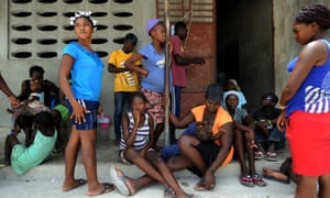 Haitians flee Dominican Republic