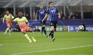 Atalanta v Manchester City
