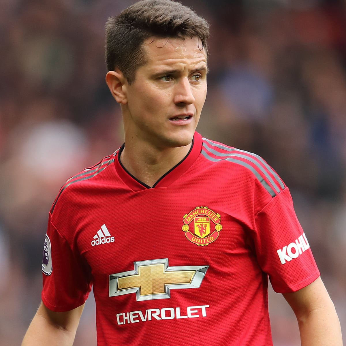 Ander Herrera confirms decision to leave Manchester United   Manchester  United