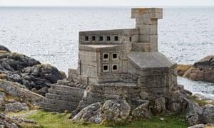 Hermit's Castle, Assynt.