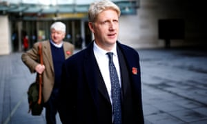 Jo Johnson said other ministers who shared his views should also quit.