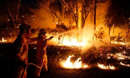 Australians are quickly finding out where anti-climate science rhetoric gets you, with more devastating bushfires and a longer fire season.
