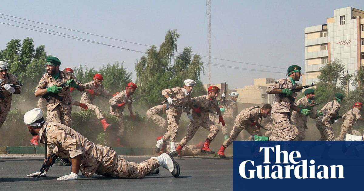 Iran summons UK, Dutch and Danish envoys over attack on military parade