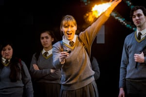 Nothing by David Bruce, performed by Glyndebourne Youth Opera, February 2016.