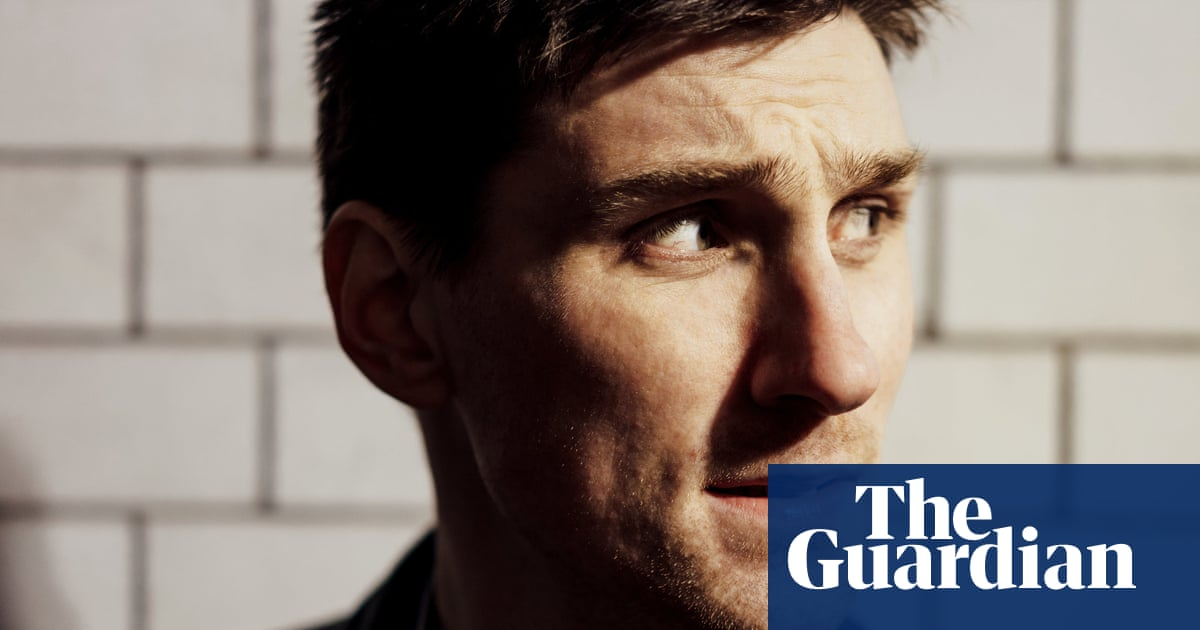 Sean McLoughlin: 'If I was as funny as my girlfriend I'd be a millionaire by now'