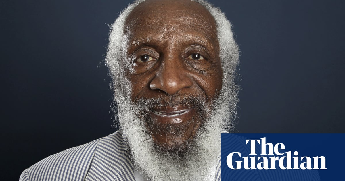 Dick Gregory obituary
