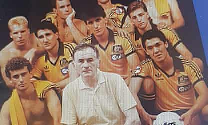 He taught us Australians are not second-class footballers