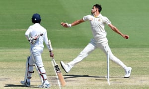 Mitchell Starc took 10 wickets in a comprehensive Test win against Sri Lanka in Canberra, but Australia still have problems.