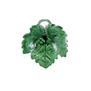 New looks from old Vintage French majolica leaf dish, £92, vinterior.co