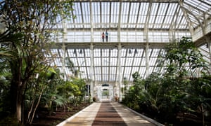 Kew's Temperate House reopens.