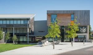 Hawkshead campus, Hertfordshire.