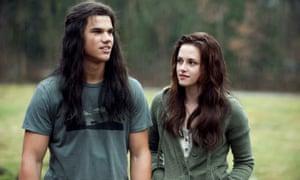 Jacob Black, Bella Swan in Twilight