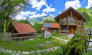 Koren Campsite, Slovenia.