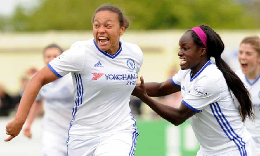 Drew Spence for Chelsea Ladies
