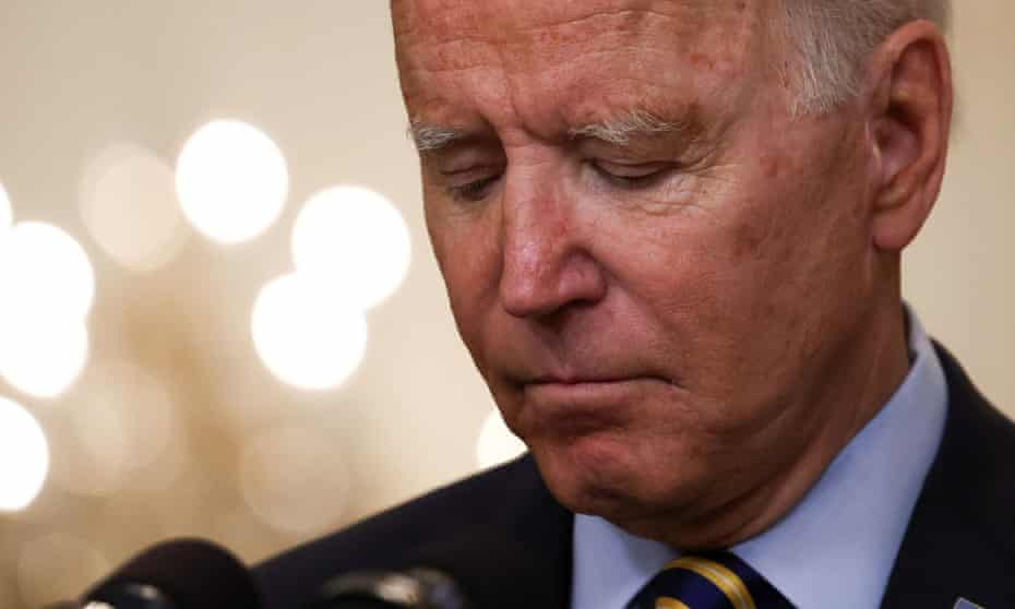 Biden is only the latest president to stumble into a hall of mirrors where no escape route is offered and the only guarantee is that Afghan civilians will lose.