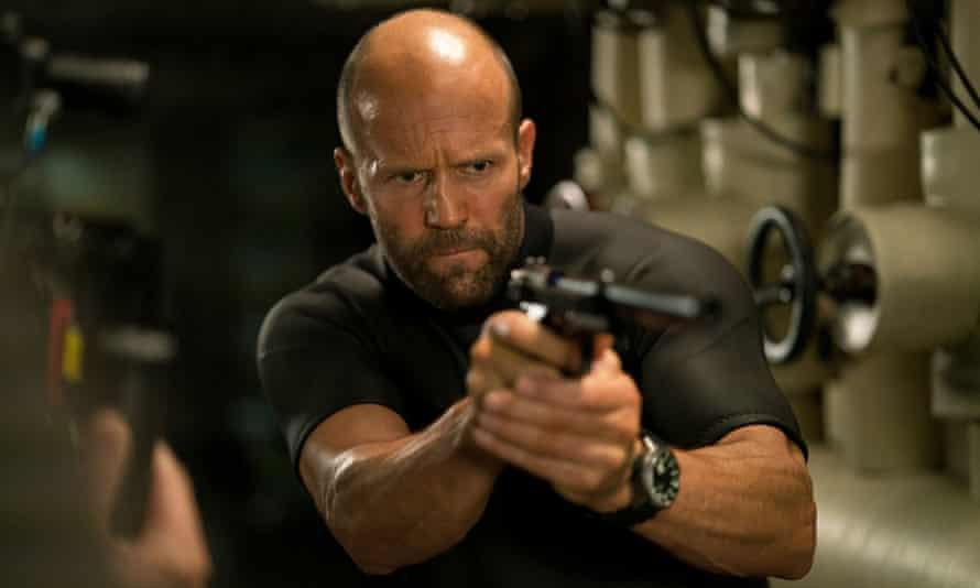 Statham in Mechanic: Resurrection. Photograph: Lionsgate/Moviestore/Shutterstock