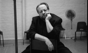 Ricky Jay, illusionist playing at The Old Vic.