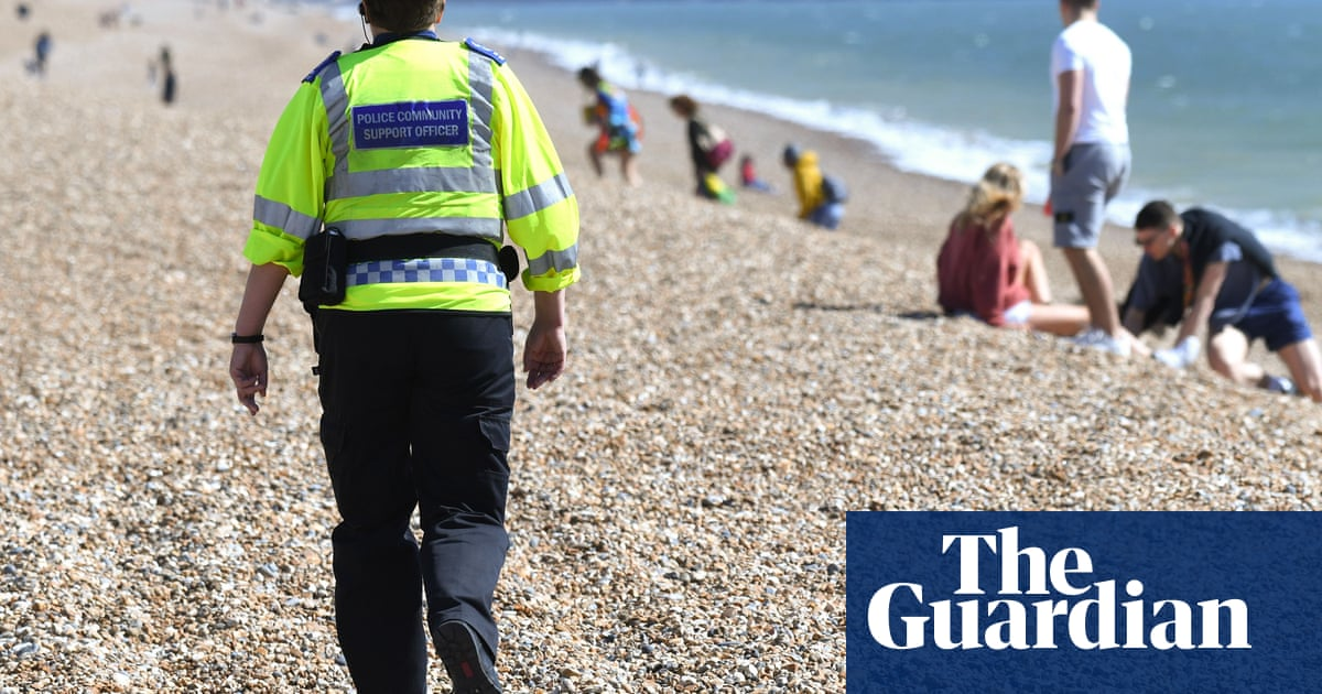 Tool To Report Lockdown Rule Breakers Risks Fuelling Social Division Uk News The Guardian
