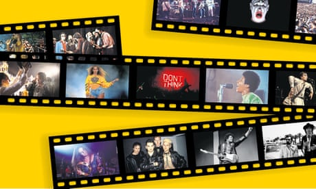 From the Band to Beyoncé: concert films to fill the live music black hole