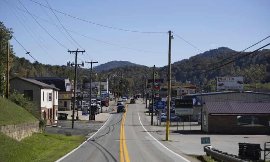 The old jobs are not coming back in coal towns like Danville, West Virginia. 'You really have to think holistically about how you support the community through the transition.'