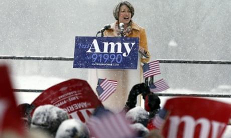 Democratic senator Amy Klobuchar announces 2020 run for president