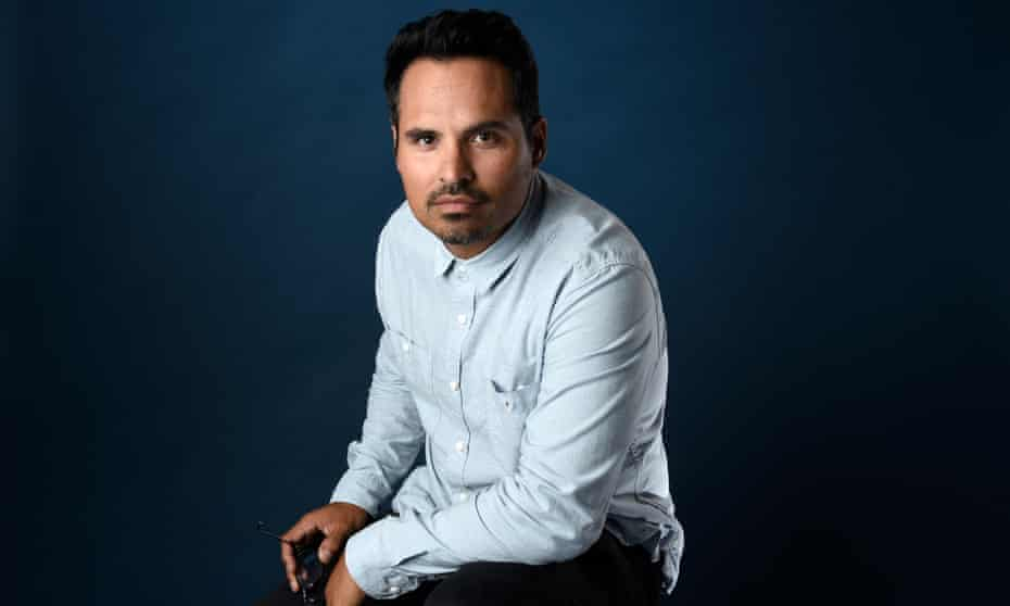 'For me, I'm just trying to do good work so that I may keep on doing good work' ... Michael Peña.