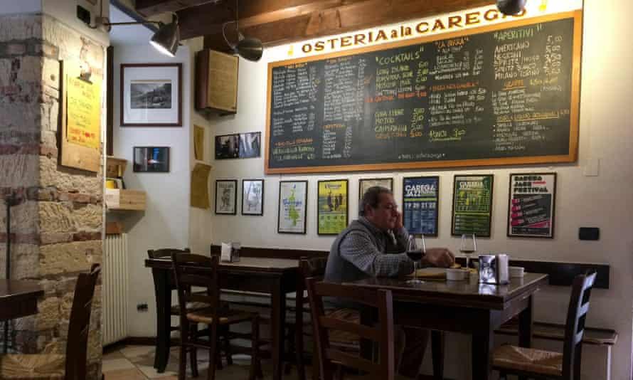Osteria a la Carega, Verona, Italy