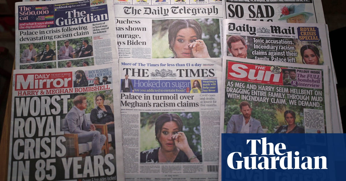 How Meghan disrupted 'invisible contract' between royals and press