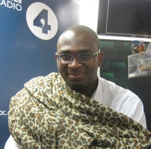 Neil Nunes, Radio 4 continuity announcer.