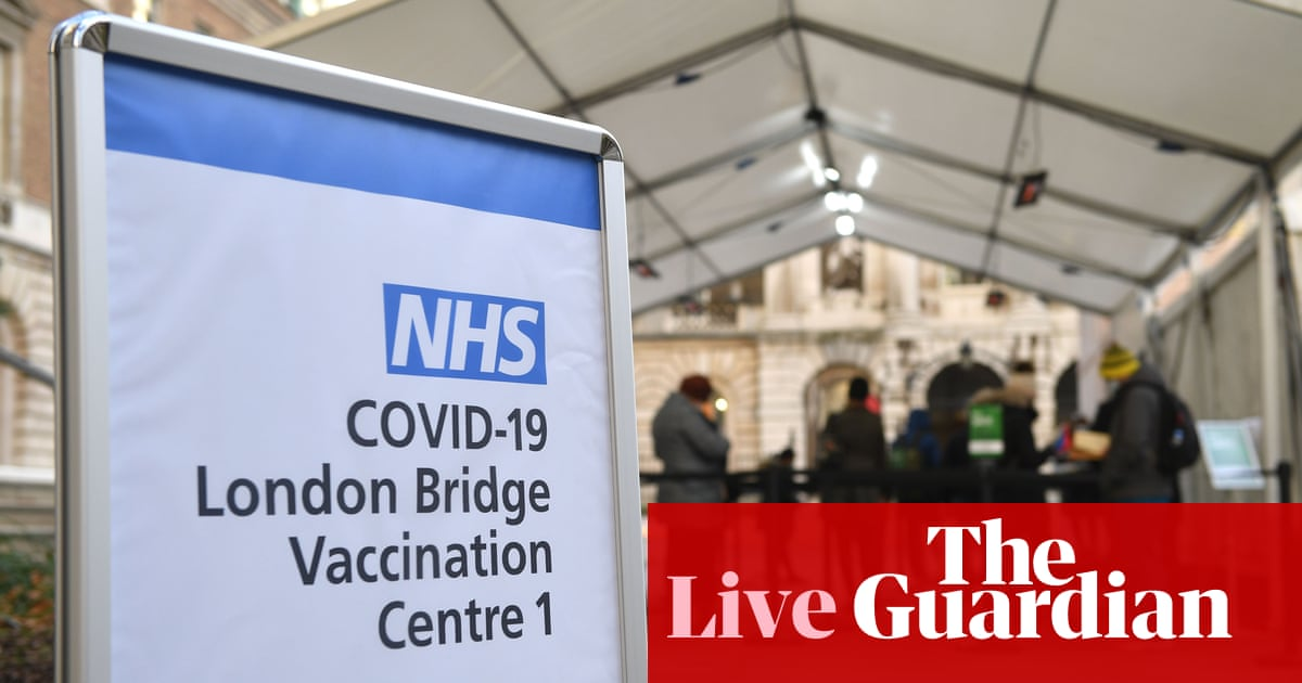 Image of article 'Markets boosted as Oxford vaccine rollout begins    –    business live'