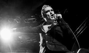 Having a duvet day... Morrissey