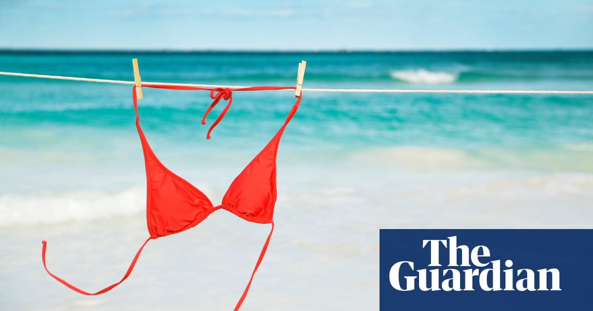 5616 The upside down bikini a frugal new approach to old swimwear or the most impractical trend ever 8211 The Guardian