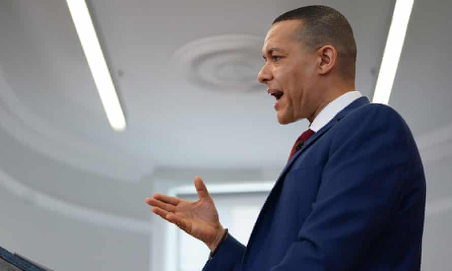 Clive Lewis, MP for Norwich South