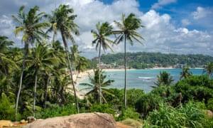 Unawatuna, Sri-Lanka