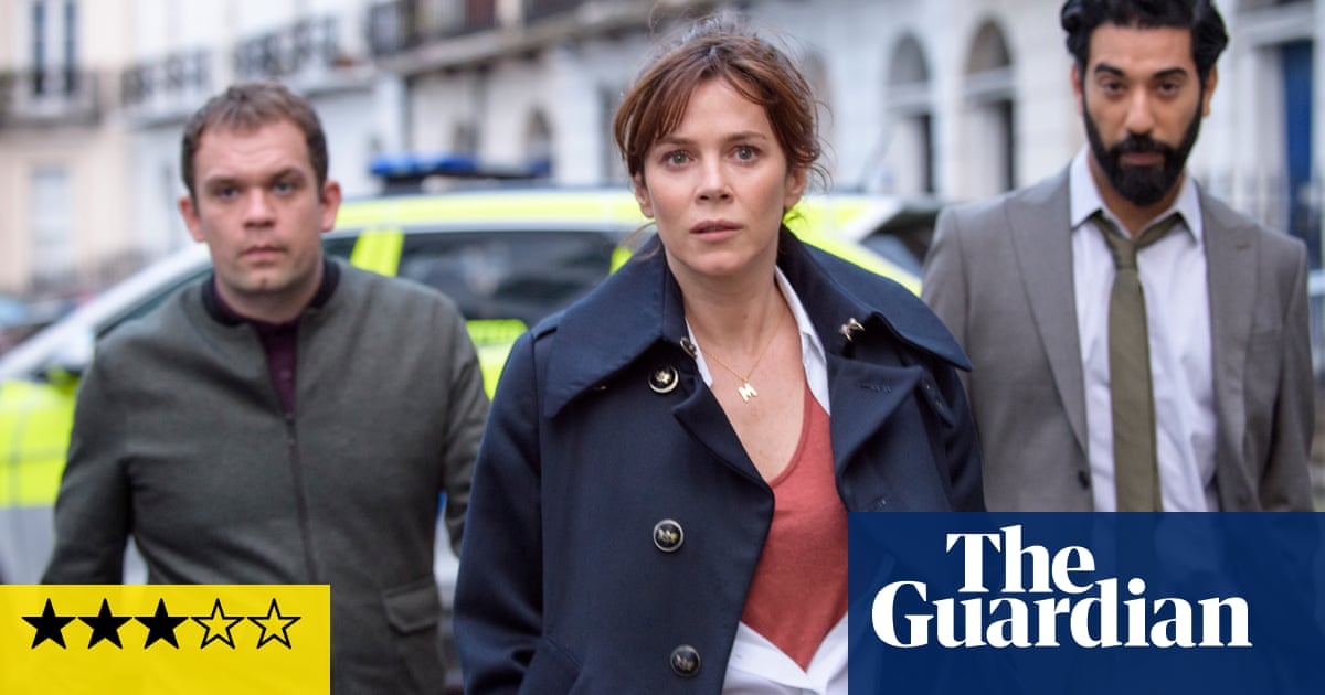 Marcella review – Anna Friel returns in the delightfully tonto crime