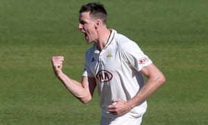 Morne Morkel opening the bowling for Surrey: who said County Cricket was easy?