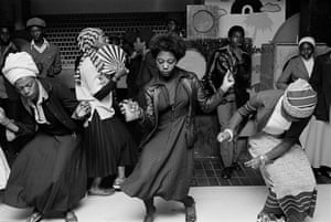 Chris Steele-Perkins: G.B. ENGLAND. Wolverhampton. Disco. 1978