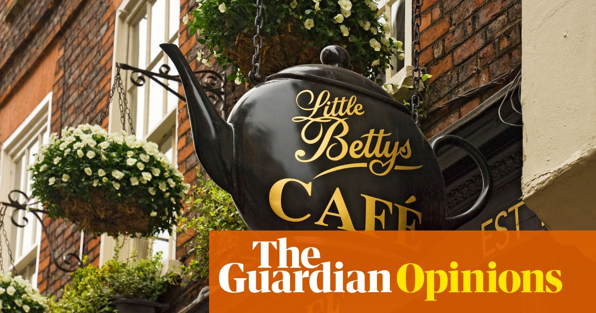 The lockdown finished off my favourite tearoom. It's like losing a piece of myself | Emma Beddington