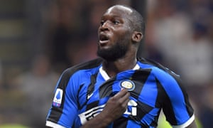 Romelu Lukaku joined Inter from Manchester United this summer.