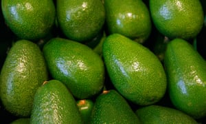 Avocados are popular among Pret customers.