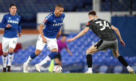Everton v Sheffield Wednesday: FA Cup fourth round –live!