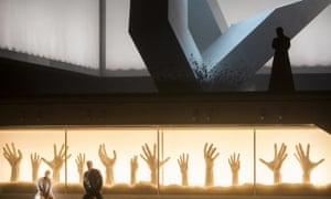 Otello, the Hungarian State Opera's production in 2015