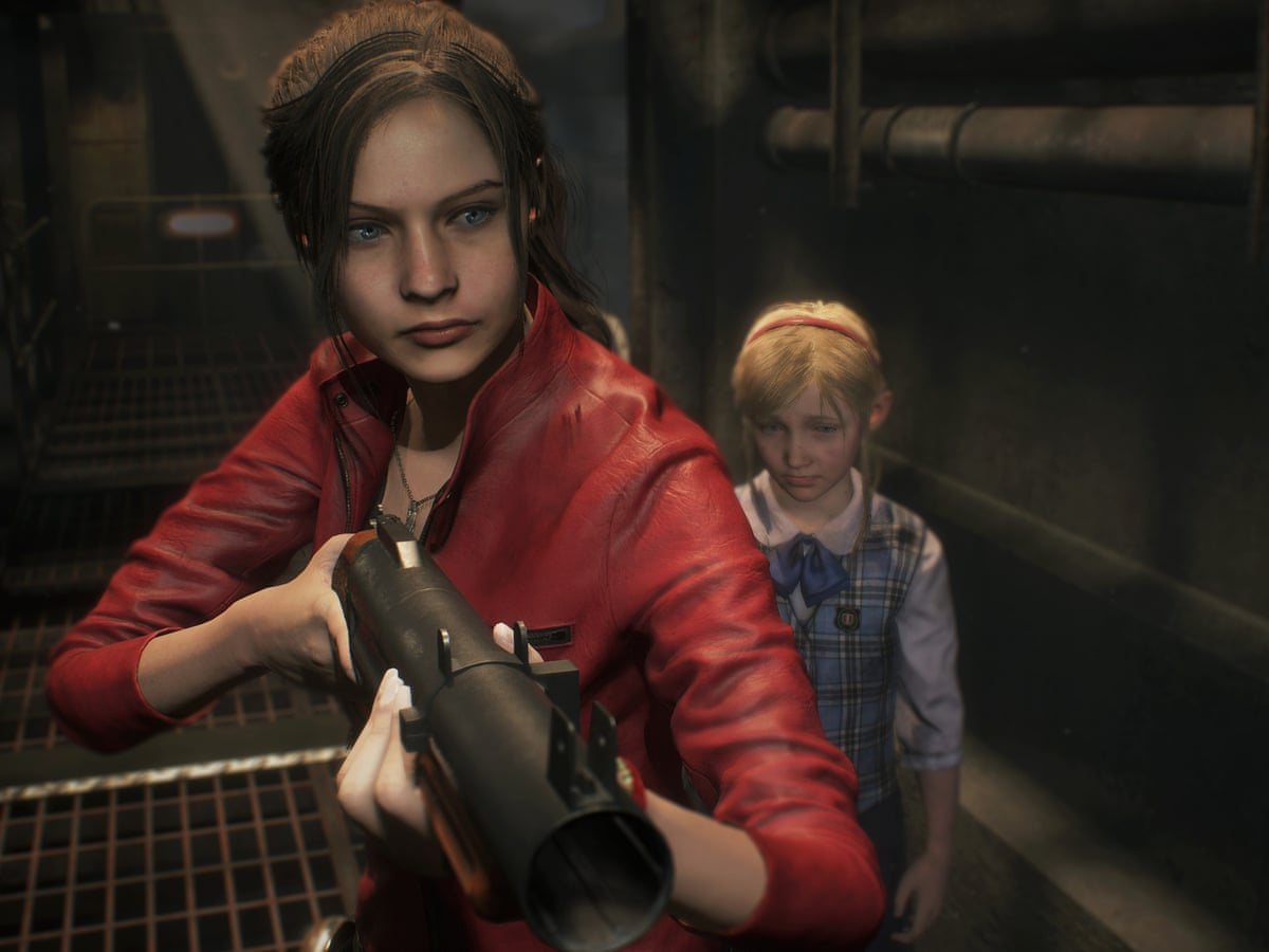 Resident Evil 2 Review Genre Defining Horror Loaded With Dread