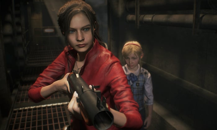 Resident Evil 2 review – genre-defining horror, loaded with dread ...